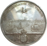 Medal - The Forty Commission (Emden) – obverse