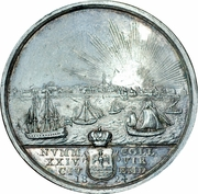 Medal - The Twenty-four Commission (Emden) -  reverse