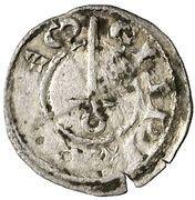Obolo - Ponce Hugo IV – obverse