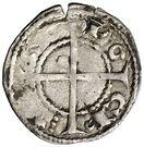 Obolo - Ponce Hugo IV – reverse