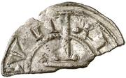 Obolo - Hugo III (split dinero) – obverse