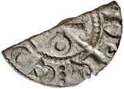 Obolo - Ponce Hugo IV (split dinero) – obverse