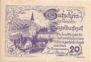 20 Heller (Engelhartszell) -  obverse