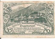 50 Heller (Engelhartszell) -  obverse