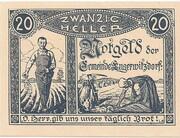 20 Heller (Engerwitzdorf) – obverse