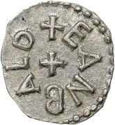 Styca - Abp. Eanbald II – obverse
