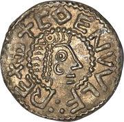 Penny - Coenwulf (Canterbury mint) – obverse