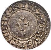 Penny - Æthelred II (Intermediate Small Cross type) – reverse