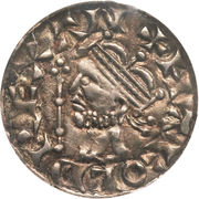 Penny - Harold II (Pax type; with sceptre) – obverse
