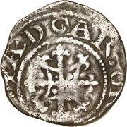 Penny - Henry I (Quadrilateral on cross fleury type) – reverse