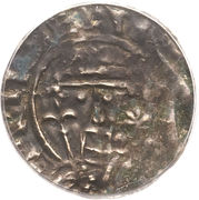 Penny - William II (Cross Fleury and Piles type) – obverse
