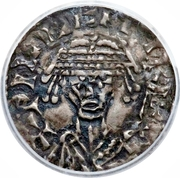 Penny - William I (Bonnet type) – obverse