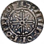 Penny - William I (Bonnet type) -  reverse