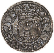 Penny - William I (Two Sceptres type) – obverse