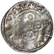 Penny - Henry I (Quatrefoil with piles type) – reverse