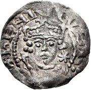 Penny - Henry I (Pellets in quatrefoil type) – obverse