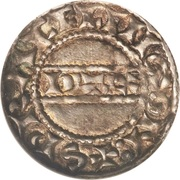 Penny - Harold II (Pax type; with sceptre) – reverse