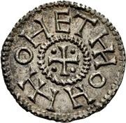 Penny - Æthelstan I – reverse