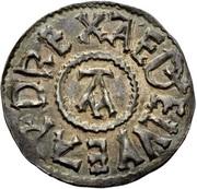 Penny - Æthelweard – obverse