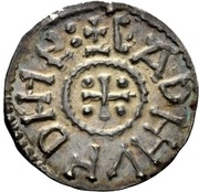 Penny - Æthelweard – reverse