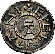 Penny - Æthelstan I – obverse