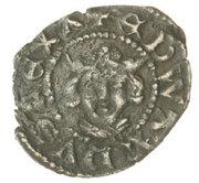 1 Farthing - Edward II (London mint) – obverse