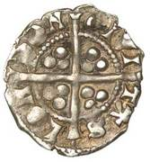 1 Farthing - Edward III (3rd coinage; London mint) – reverse