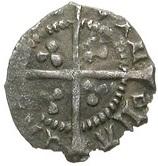 1 Farthing - Henry VI (1st reign; Rosette-mascle issue) – reverse