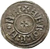 Penny - Eadgar (Small cross type) – reverse
