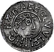 Penny - Ceolwulf I (East Anglia mint) – obverse