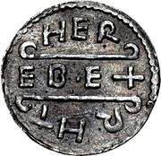 Penny - Ceolwulf I (East Anglia mint) – reverse