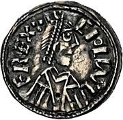 Penny - Ceolwulf II (Cross & lozenge type) – obverse