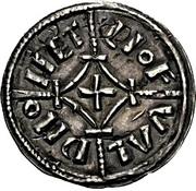 Penny - Ceolwulf II (Cross & lozenge type) – reverse