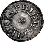 Penny - Eric Blood-Axe (1st reign) – obverse