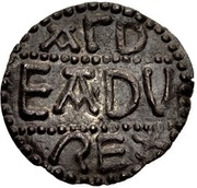 Penny - Eadwald (3-line type) – obverse