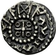 Sceat ('Pada'; Type III) – reverse