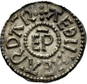 Penny - Abp. Æthelheard (5th issue) – obverse