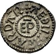 Penny - Abp. Æthelheard (5th issue) – obverse