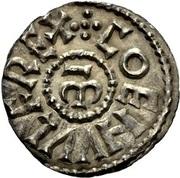 Penny - Abp. Æthelheard (5th issue) – reverse