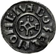 Penny - Ecgberht (Canterbury mint) – reverse