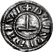 Penny - Sihtric (Circumscription sword type) – reverse