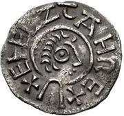 Penny - Æthelstan I (Portrait type) – obverse