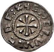 Penny - Æthelwulf – obverse