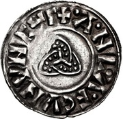 Penny - Anlaf Sihtricsson (1st reign) – obverse
