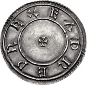Penny - Eadred (Two line type) – obverse
