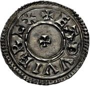 Penny - Eadwig (Three line type) – obverse