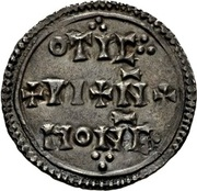Penny - Eadwig (Three line type) – reverse