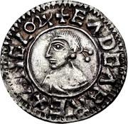 Penny - Eadgar (Reform coinage) – obverse