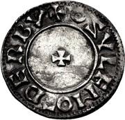 Penny - Eadgar (Reform coinage) – reverse