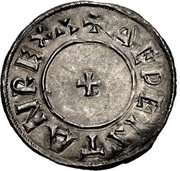 Penny - Æthelstan (Tower type) – obverse